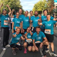 Marathonlauf 2016 in Münster: Teamgeist auch außerhalb des Arbeitsalltags!